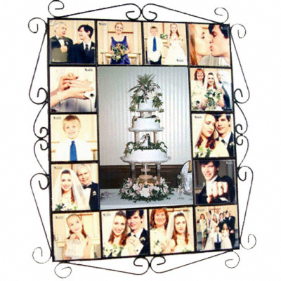 wedding memories frame