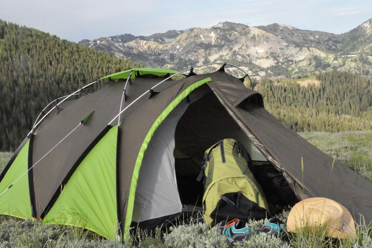 Backside All Season Tents AVAILABLE NOW & Backpacking Tents - Lightweight Tents - 4 Season Tent
